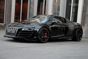 Audi R8 Hyper Black Edition Anderson Germany